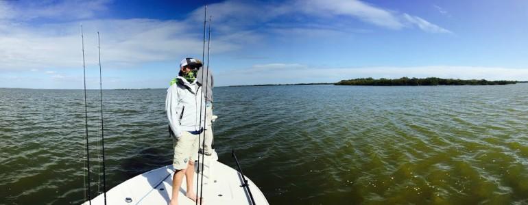 Mosquito Lagoon Fishing Experience