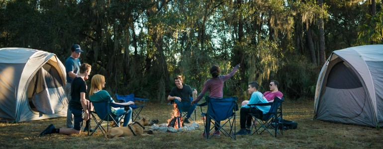 Guided Camping and Day Hikes in Tampa, FL