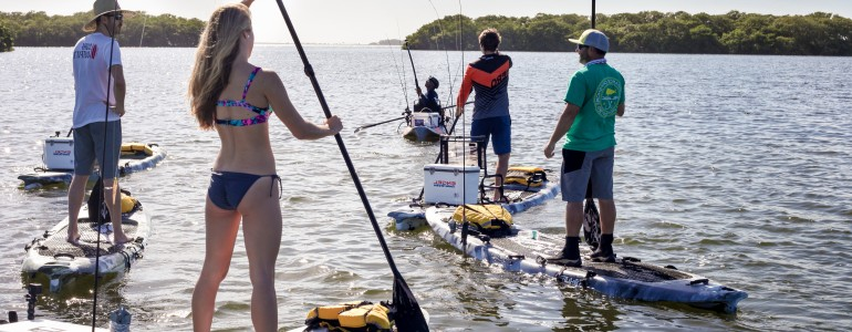 Paddle Tour – Upper Tampa Bay Preserve