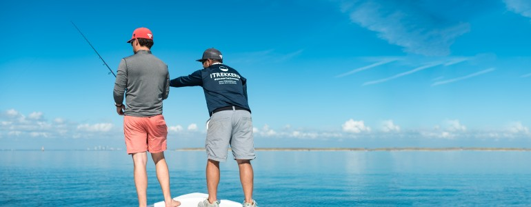 Tampa Bay Inshore Fishing Lesson