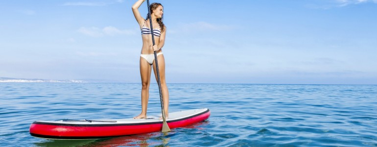 Weedon Island Stand Up Paddle Tour