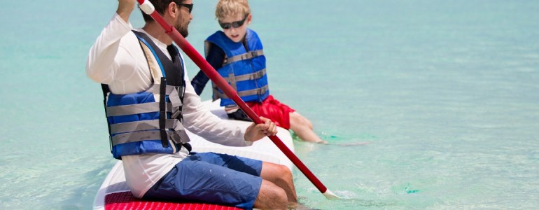 Boca Grande Stand Up Paddle Tour