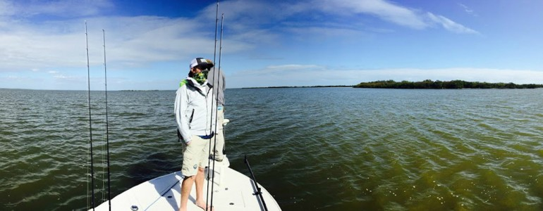Mosquito Lagoon Fishing Experience